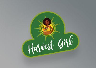 Harvest-Girl-Magnet